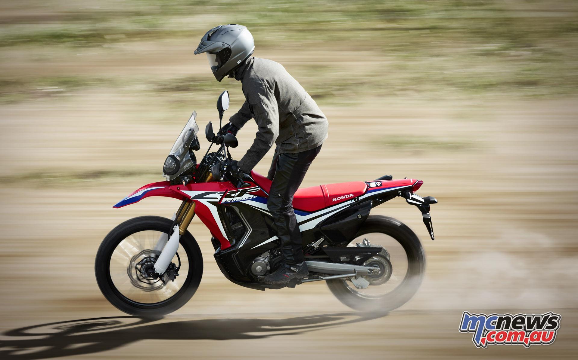 Honda Crf 250 Rally 7299 Due March 2017 Mcnews Com Au