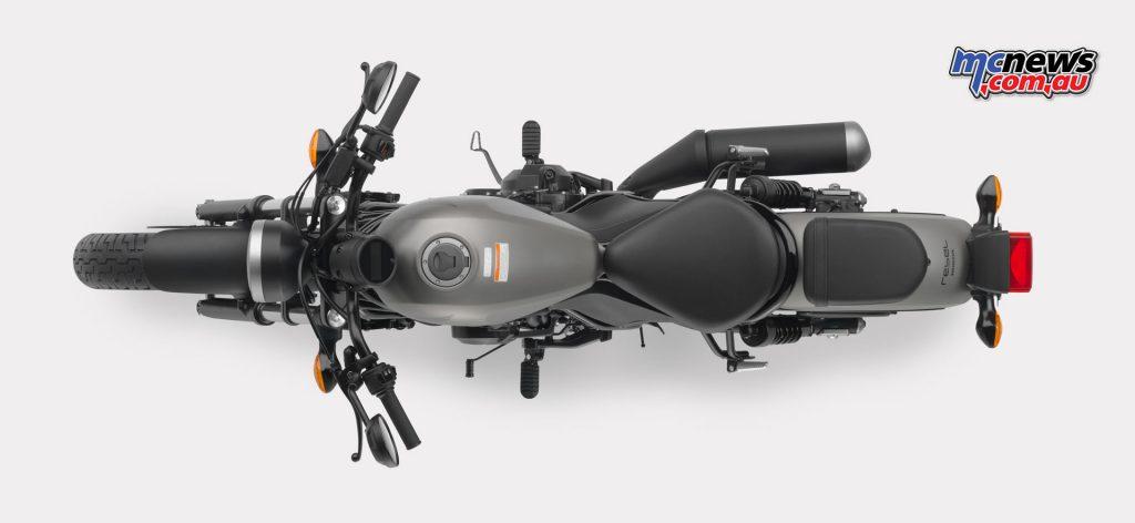 2017 Honda CMX500 Rebel