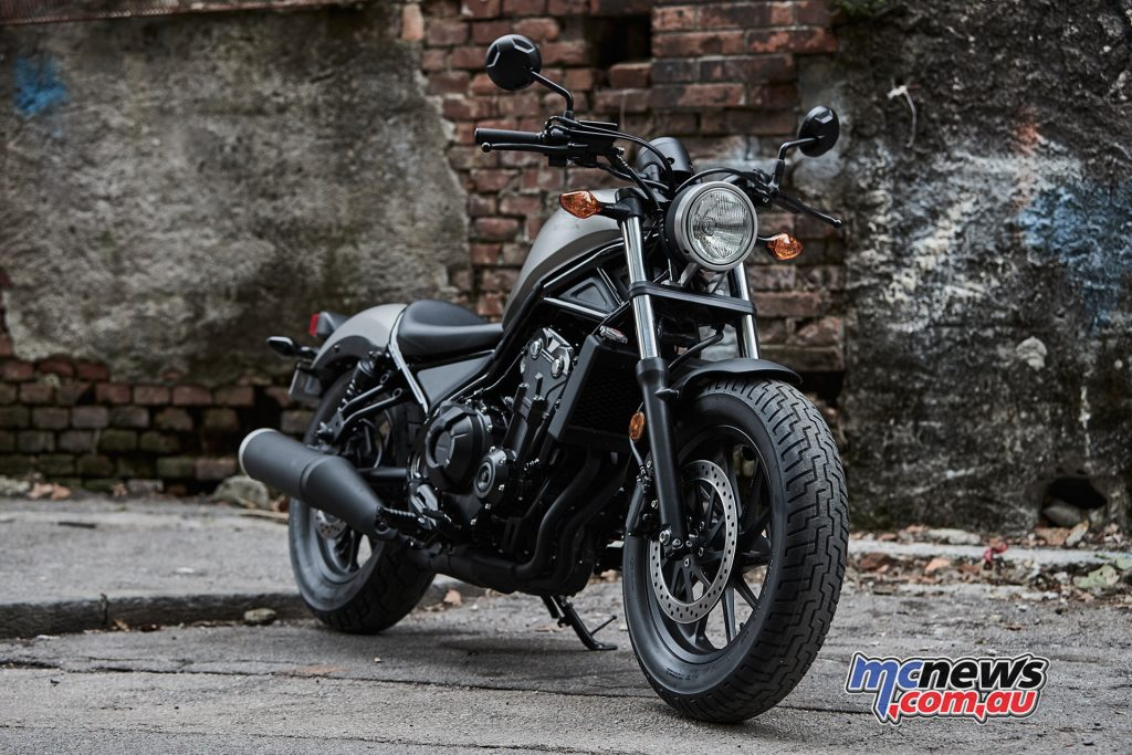 2017 Honda CMX500 Rebel