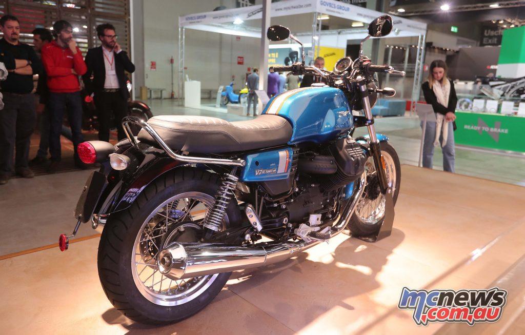 2017 Moto Guzzi V7 III Special - EICMA 2016