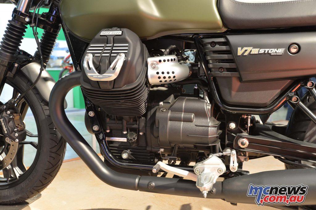 2017 Moto Guzzi V7 III Stone - EICMA 2016