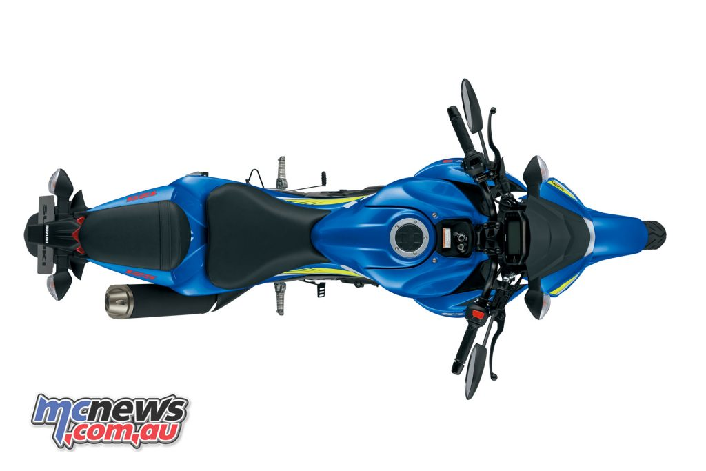 2017 Suzuki GSX-S125