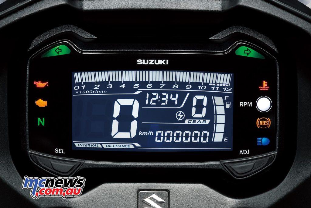 2017 Suzuki GSX250R