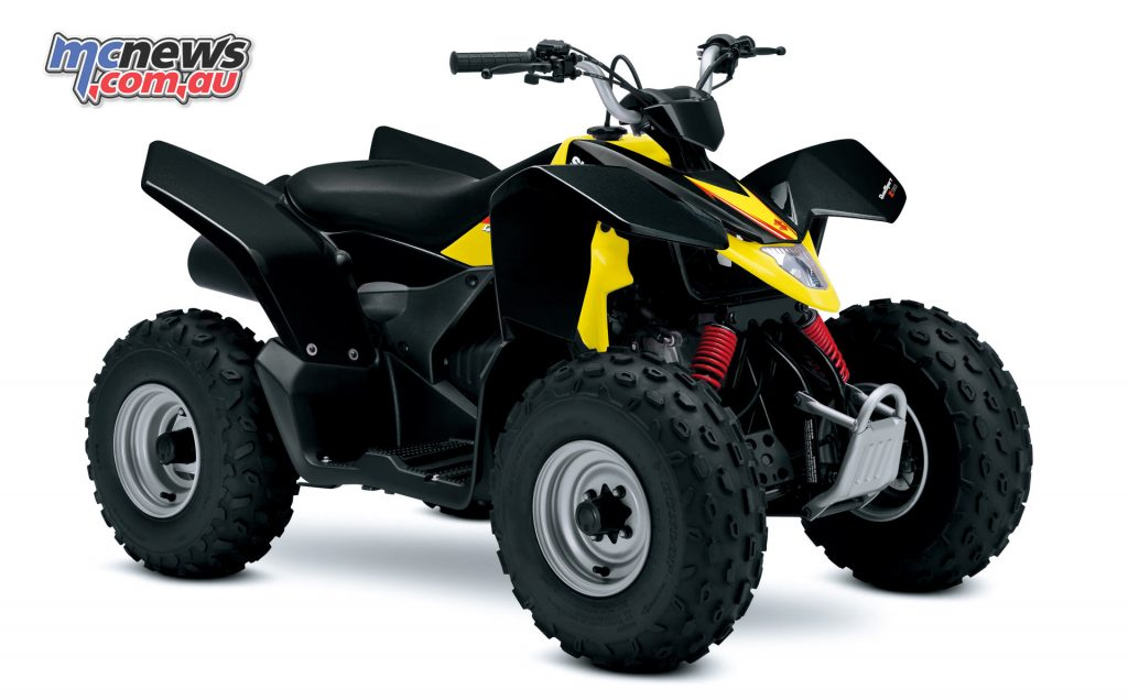 2017 Suzuki QuadSport LT-Z90