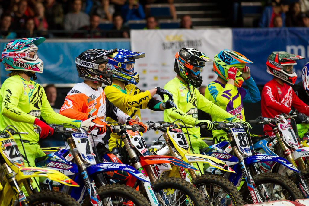 ADAC Supercross - Stuttgart Germany