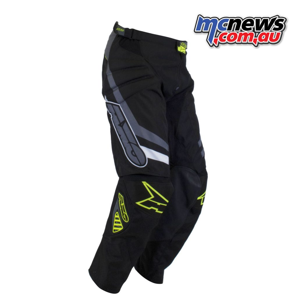 AXO Trans AM Pants - Black/White/Yellow