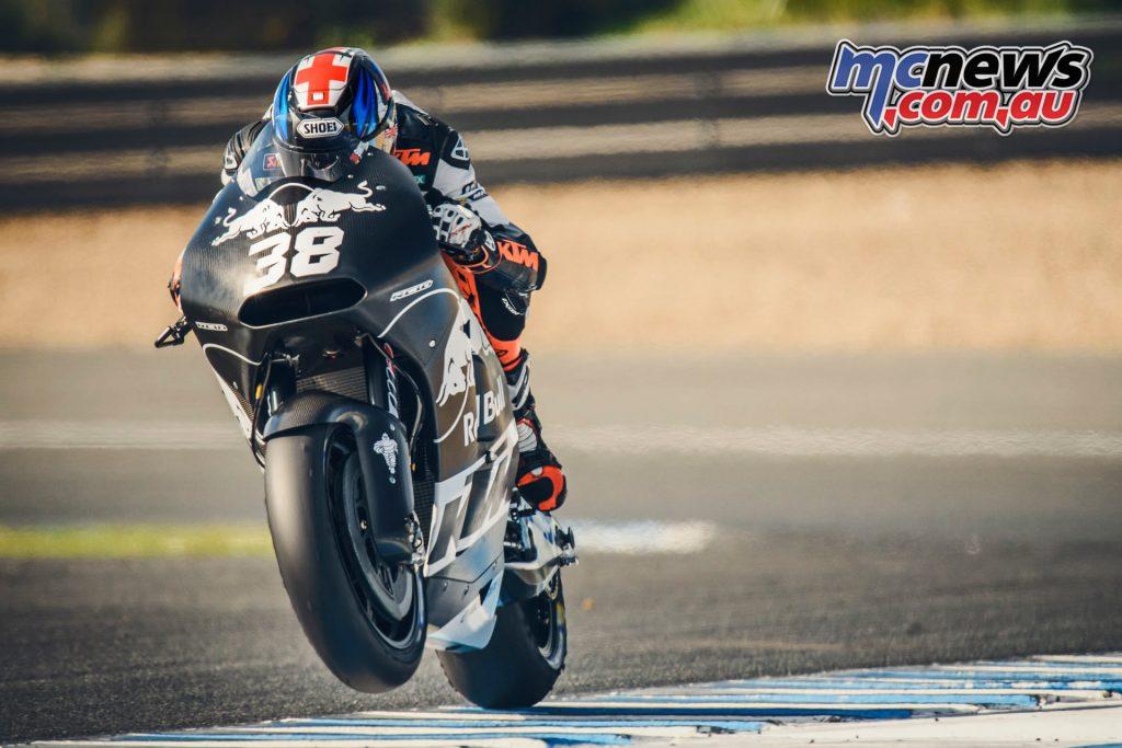 2016 Final MotoGP Test Jerez - KTM - Bradley Smith