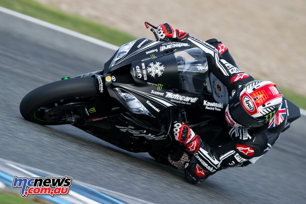 Final 2016 WSBK Test Jerez - Jonathan Rea