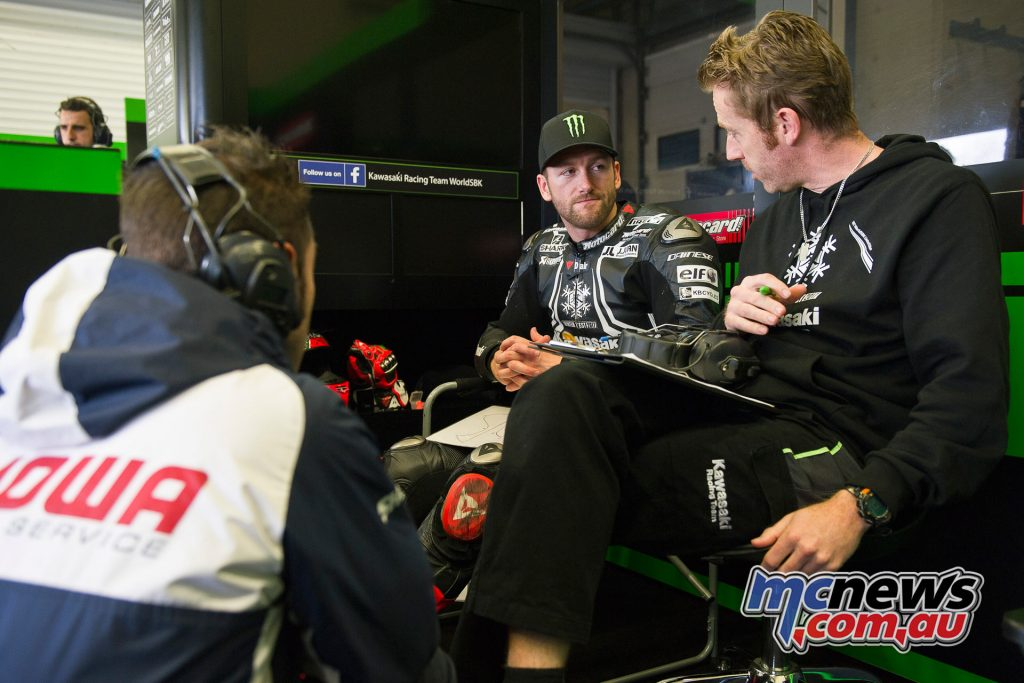 Final 2016 WSBK Test Jerez - Tom Sykes