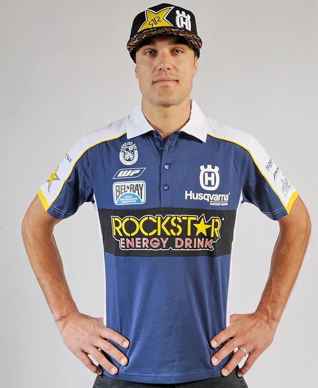 Gautier Paulin - Rockstar Energy Husqvarna