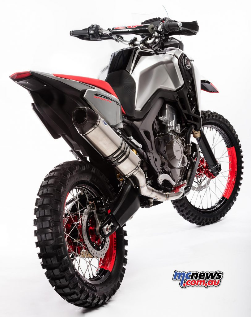 Honda Africa Twin Enduro Sports Concept
