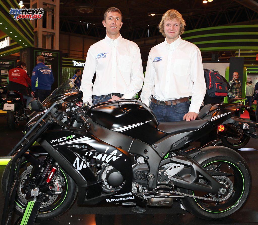 Ivan Lintin, Stever Mercer - RC Express Racing
