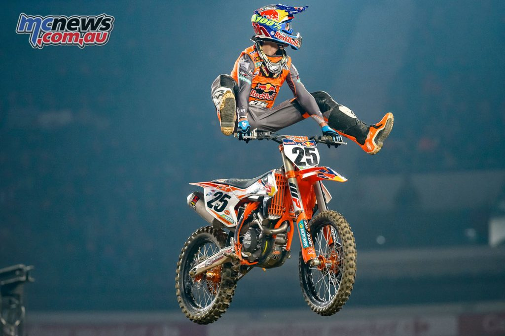 Marvin Musquin - King of the Lille - France