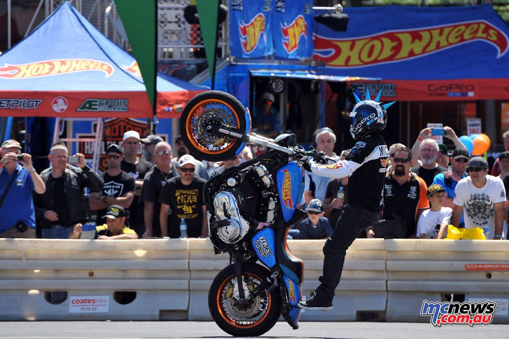 Moto Expo Melbourne - Matt Mingay Hot Wheels