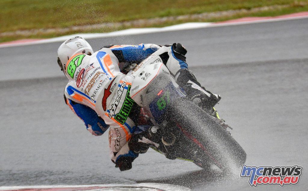 MotoGP 2016 Sepang - Remy Gardner