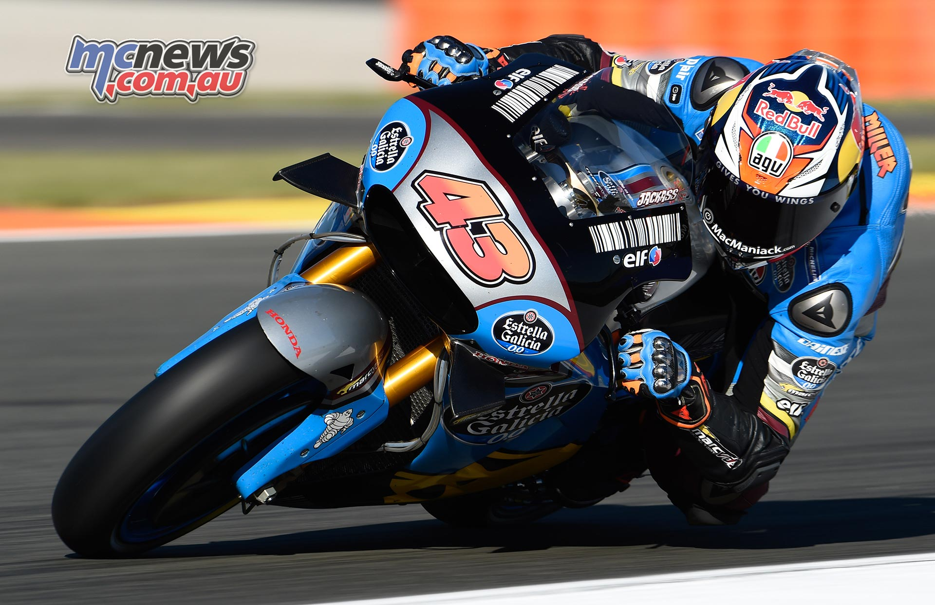 Anthony West bombs in to Brazil Superbike with victory