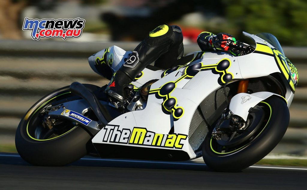 MotoGP Valencia Test - Andrea Iannone