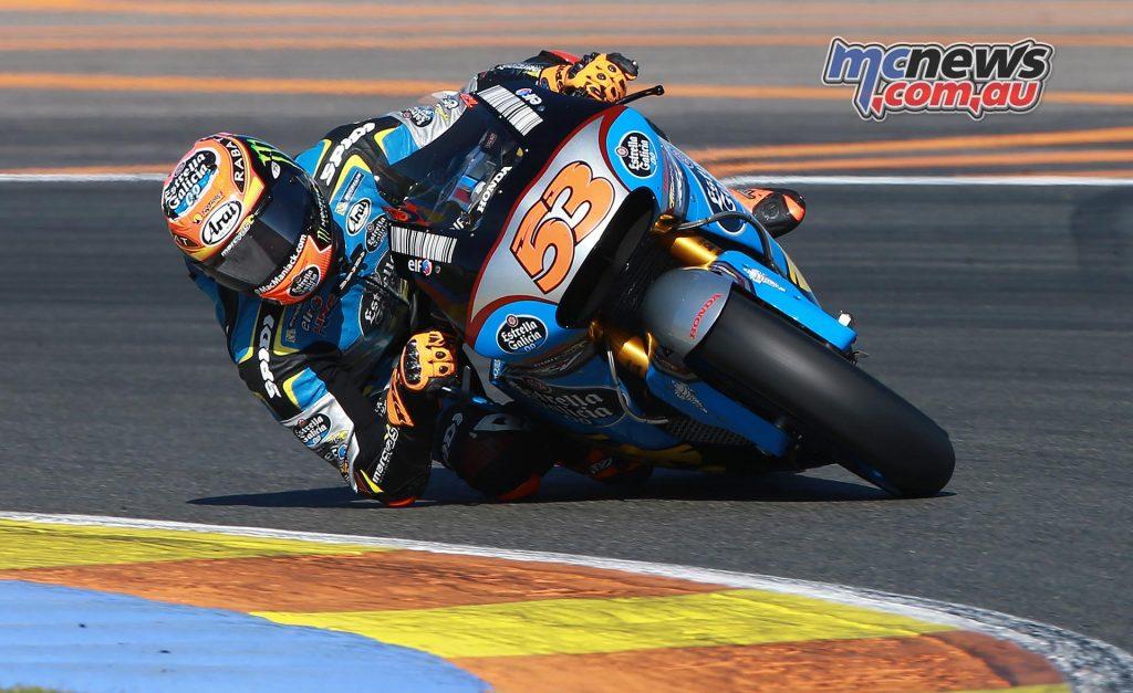 MotoGP Valencia Test - Tito RabatMotoGP Valencia Test - Tito Rabat
