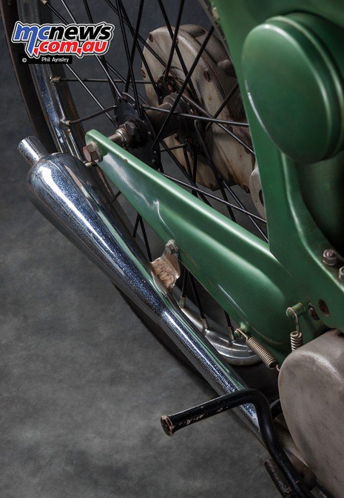 1947-1949 original Laverda 75cc Prototype