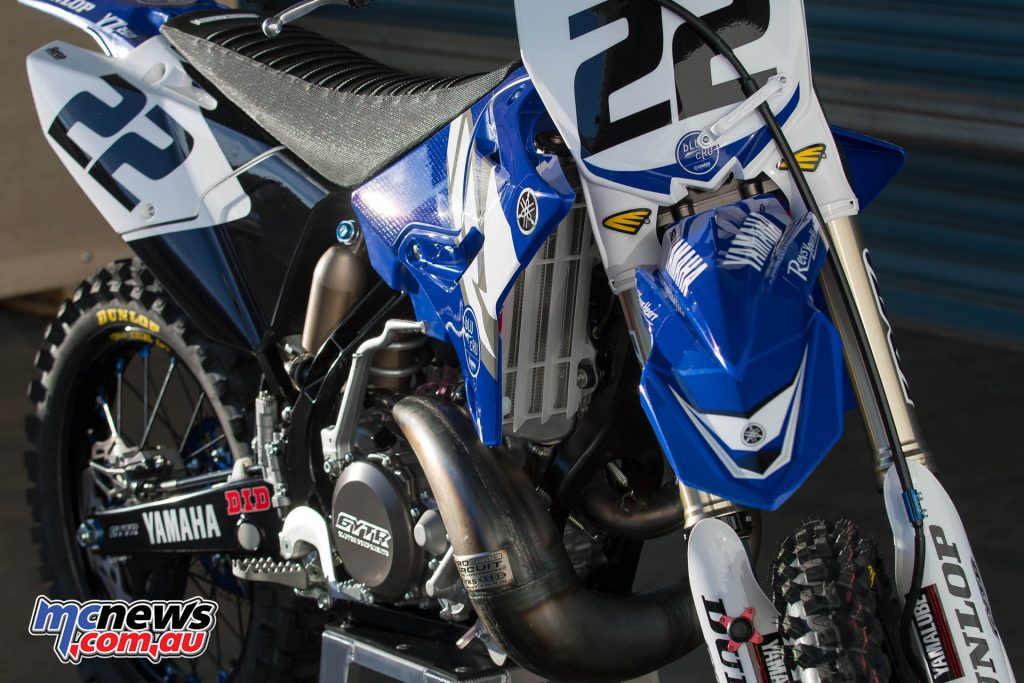 CR22 Reed Tribute YZ250