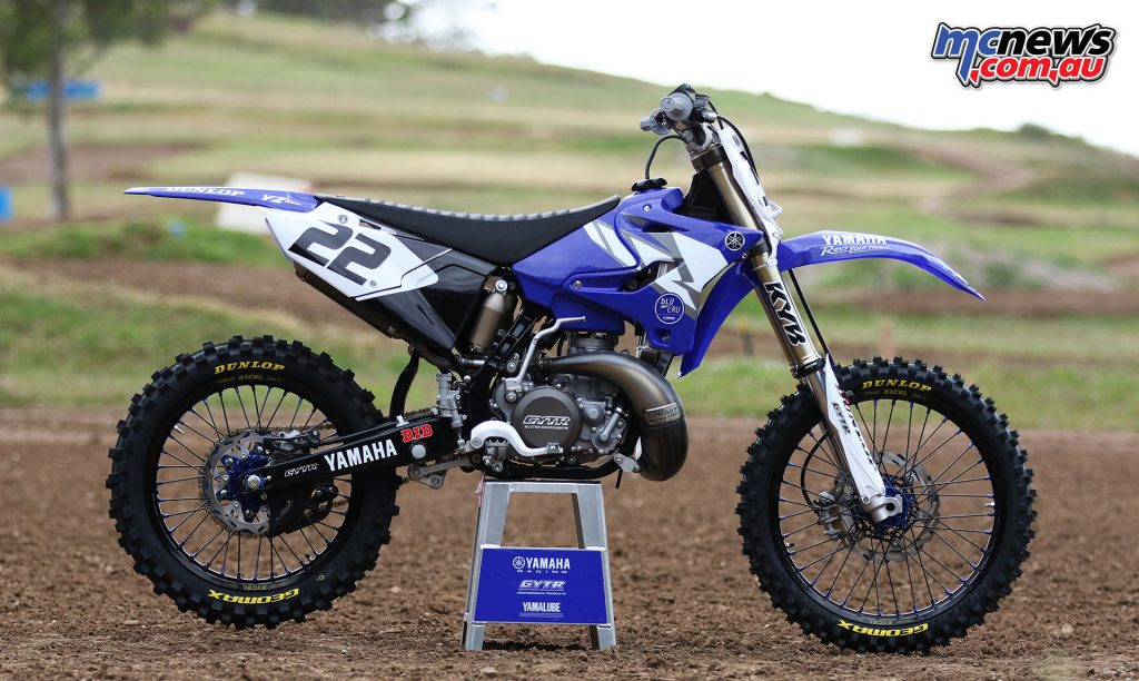CR22 Reed Tribute YZ250 - Image by Foremost Media/Motoonline