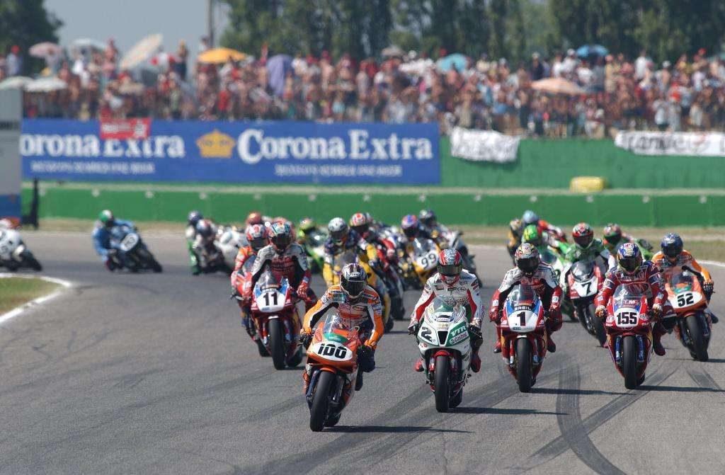 World Superbike - Imola 2002