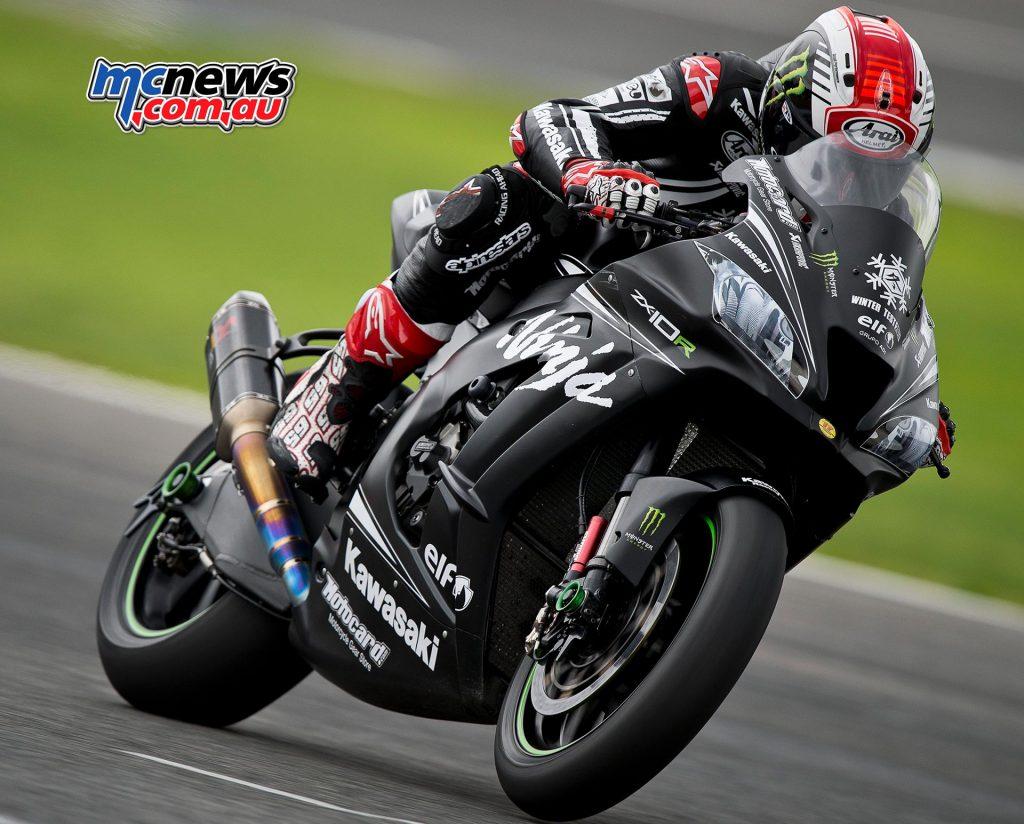 2017 WorldSBK Test Jerez - Jonathan Rea