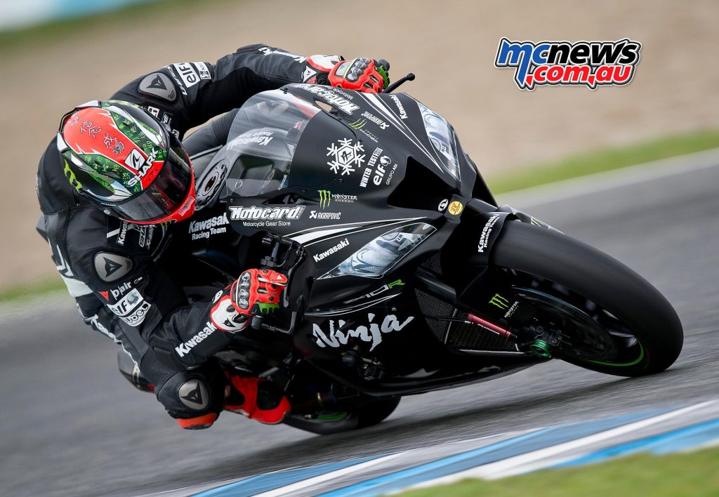 2017 WorldSBK Test Jerez - Tom Sykes