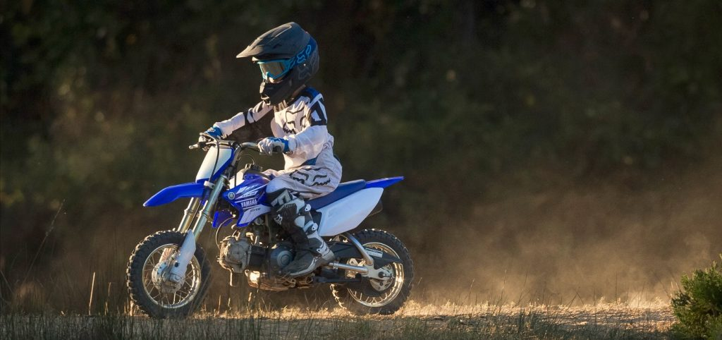 The Yamaha Fun Bike range - a perfect Xmas present