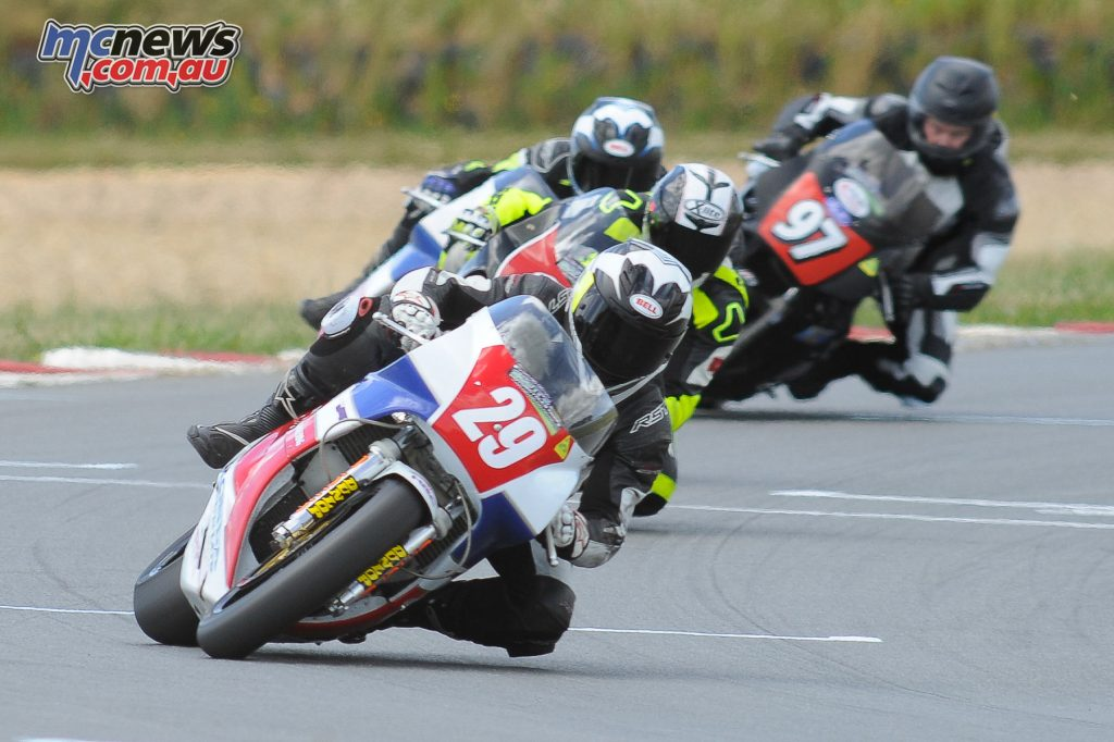 Australian Historic Road Racing Championships 2016 - Image by Colin Rosewarne - Scott Campbell