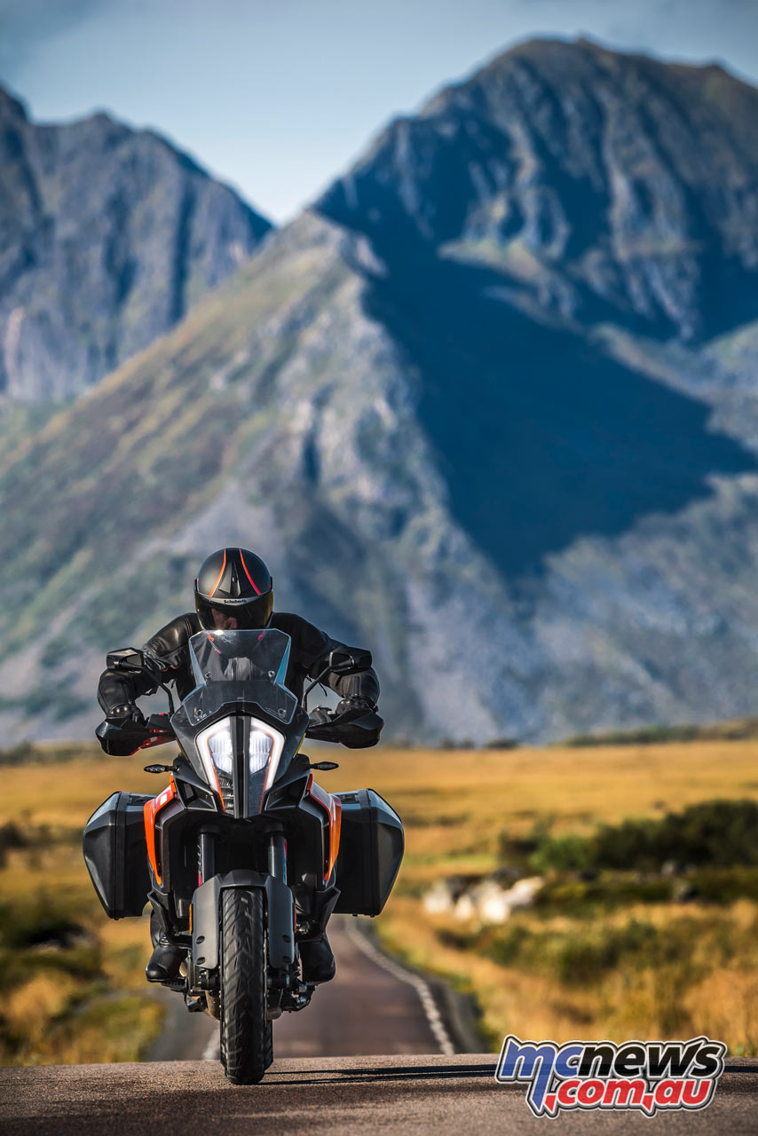 2017 Ktm 1290 Super Adventure S Mcnews Com Au