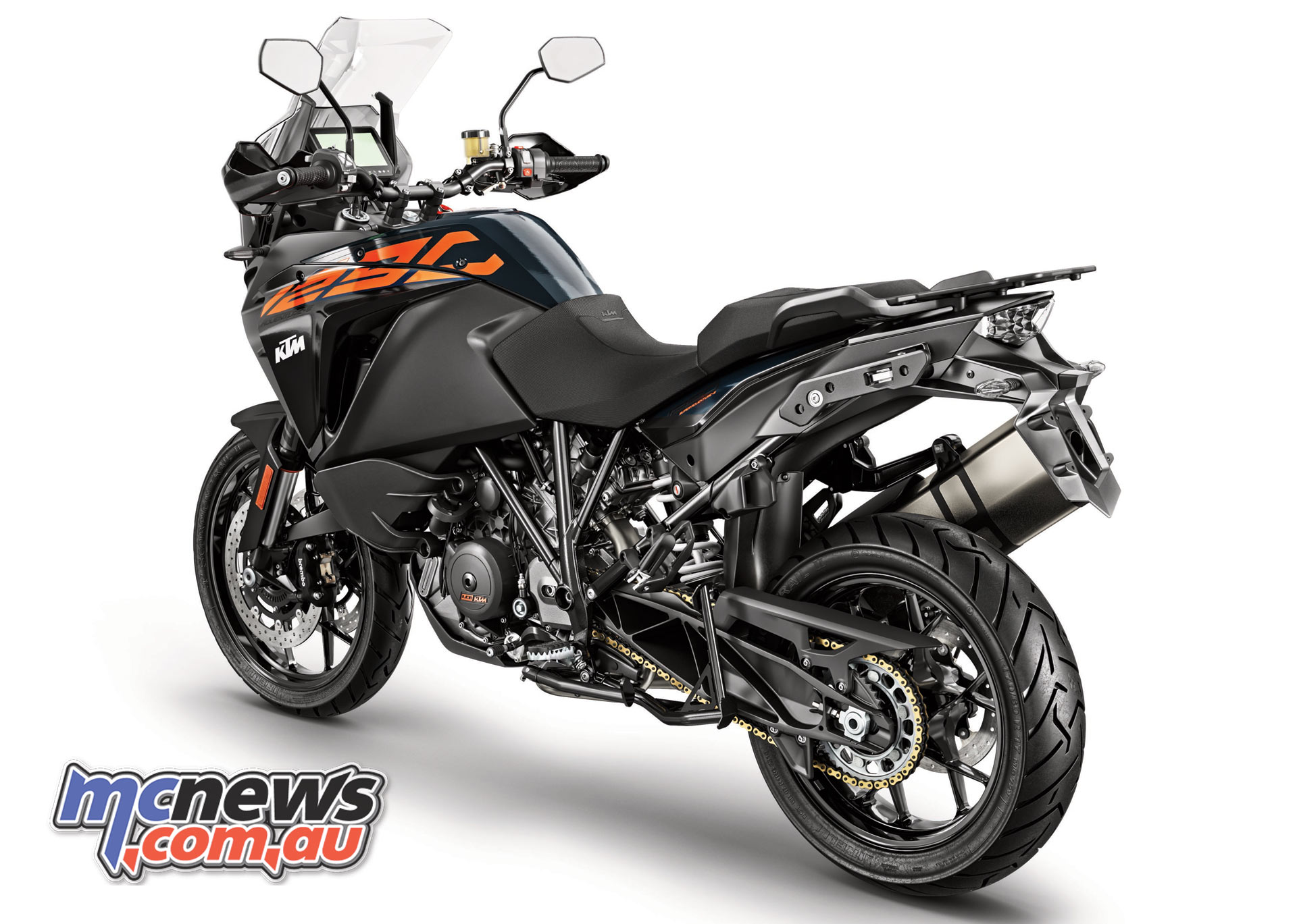 2017 Ktm 1290 Super Adventure S Motorcycle News Sport And Reviews