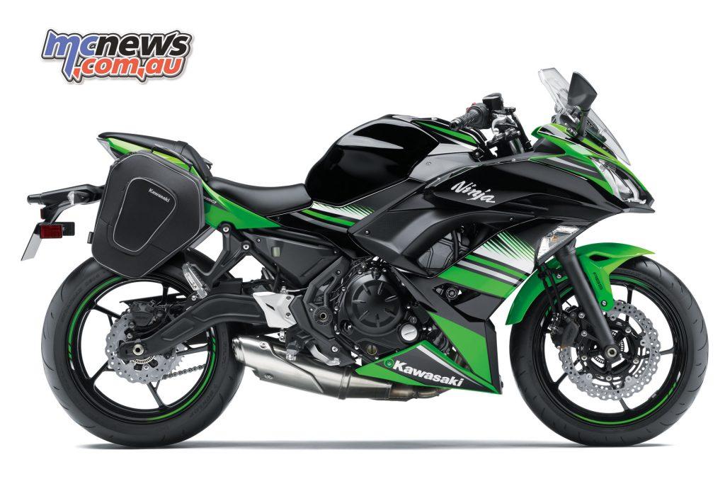 Kawasaki S New For 2017 Ninja 650 650l Mcnews Com Au