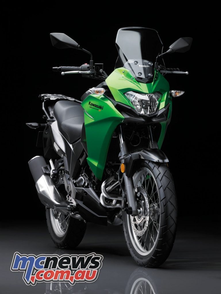 2017 Kawasaki VersysX 300