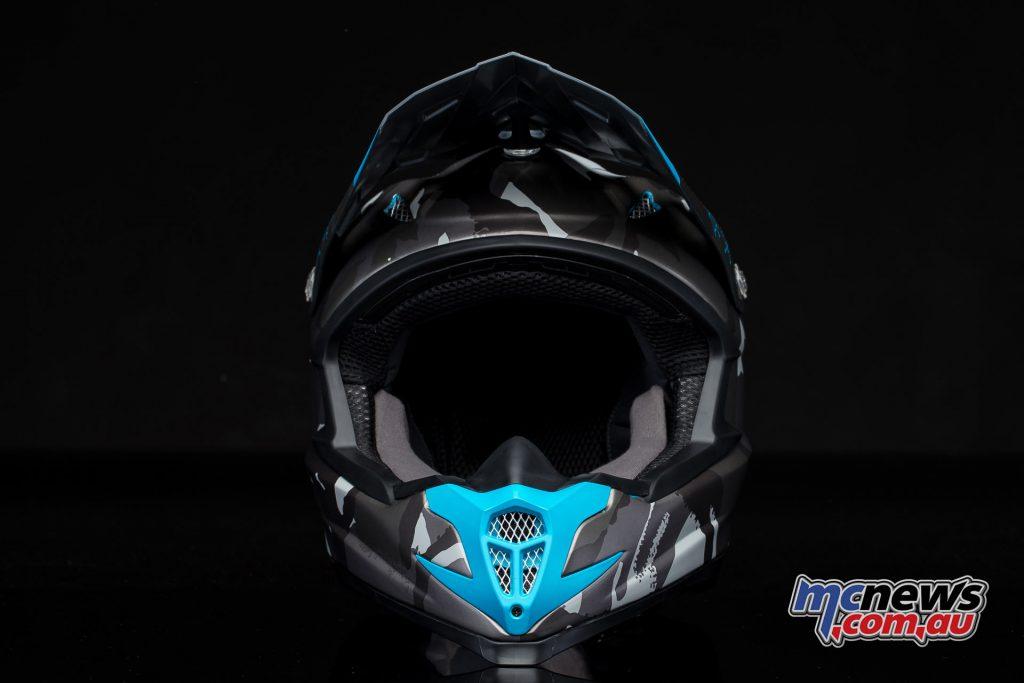 2017 M2R X4.5 off-road helmet
