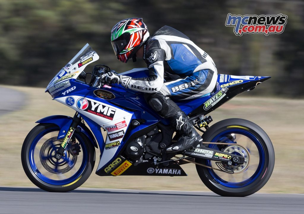 Aidan Hayes - ASBK 2016 - Image by Andrew Gosling