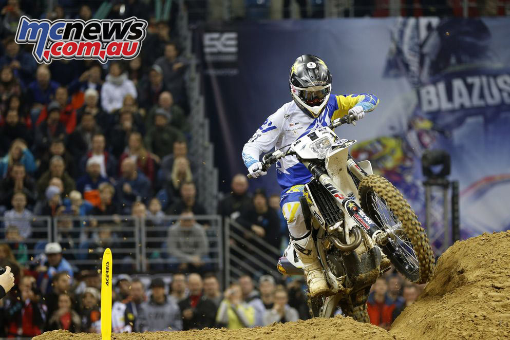 Colton Haakar takes second place at SuperEnduro World Championship Round 1 in Poland