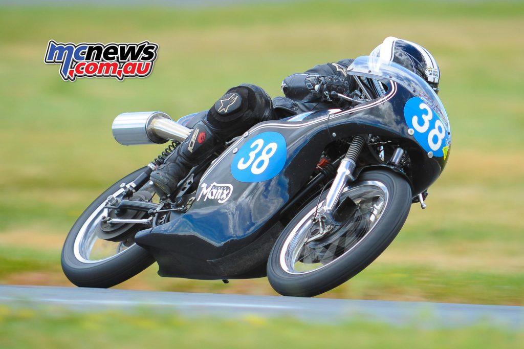 Australian Historic Road Racing Championships 2016 - Image by Colin Rosewarne - Greg Watkins Molnar Manx