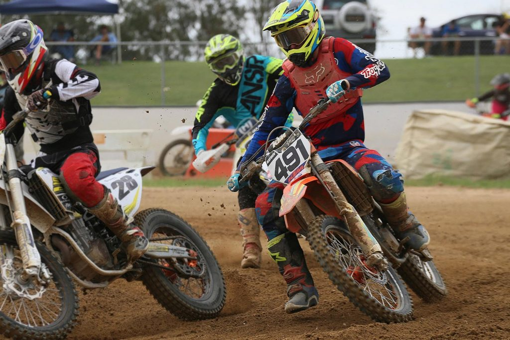 Kayden Downing was the surprise packet, winning the main event at the North Brisbane cup - Image John Pinnell
