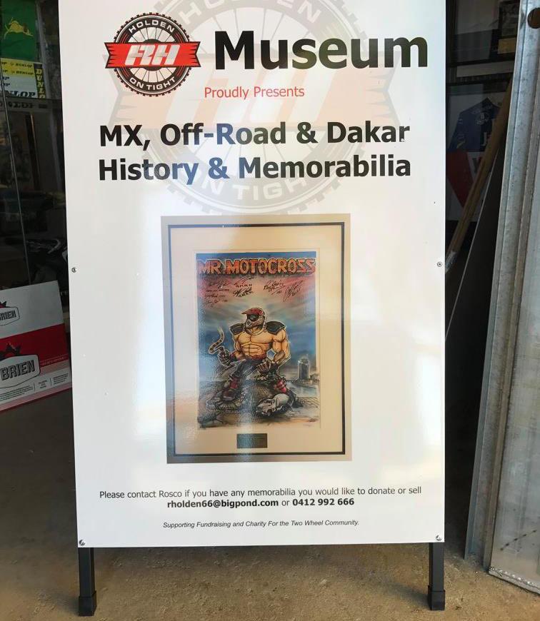 Motocross, Enduro & Dakar Museum