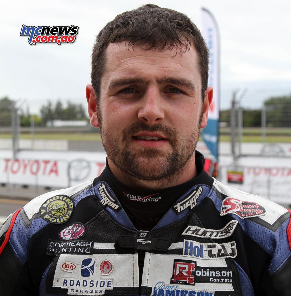 Michael Dunlop wants to win the Robert Holden Memorial to add to his 13 Isle of Man TT collection.