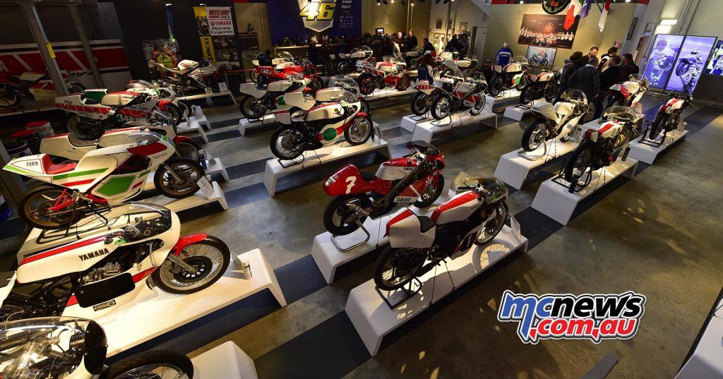 Yamaha Motor Europe History