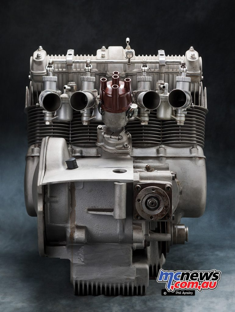 MV Agusta 750 GT - engine restoration