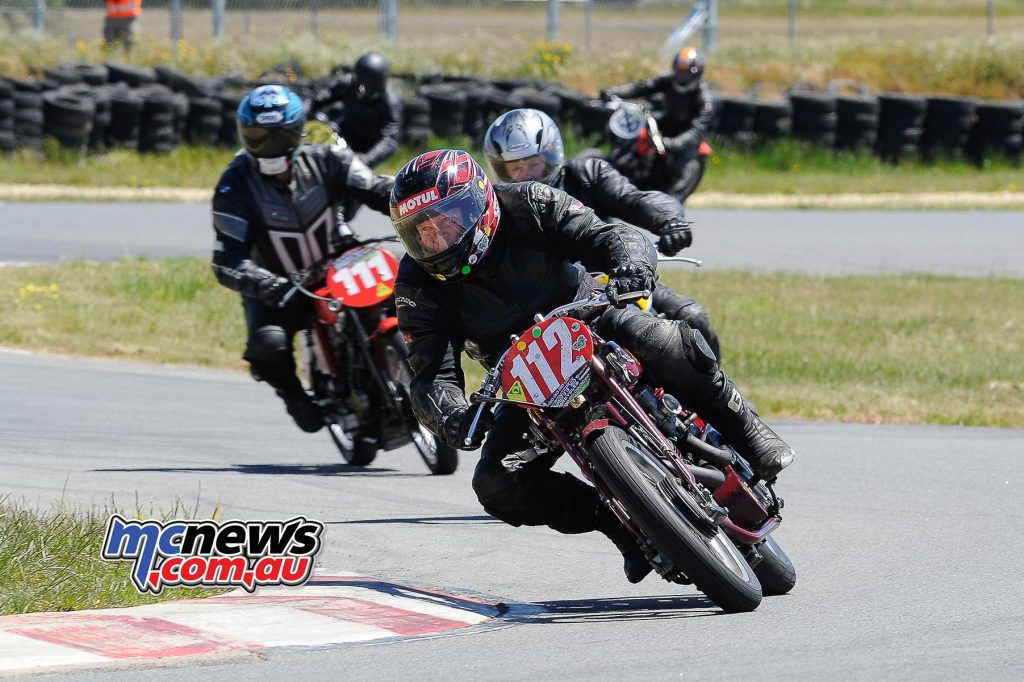Australian Historic Road Racing Championships 2016 - Image by Colin Rosewarne - Stan Mucha - Indian Altoona 988
