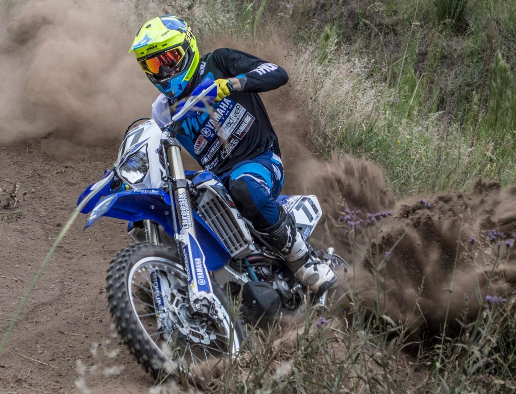 Wil Ruprecht has scored the E1 seat on the Active8 Yamaha team for 2017