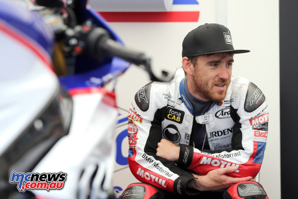 Lee Johnston is both a North West 200 and Ulster GP winner