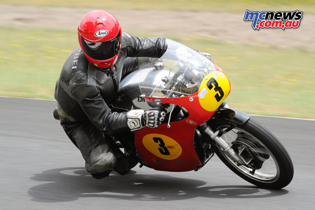 2016 South Australian Historic Road Racing Championship - Mac Park - Keith Campbell, ESO Special