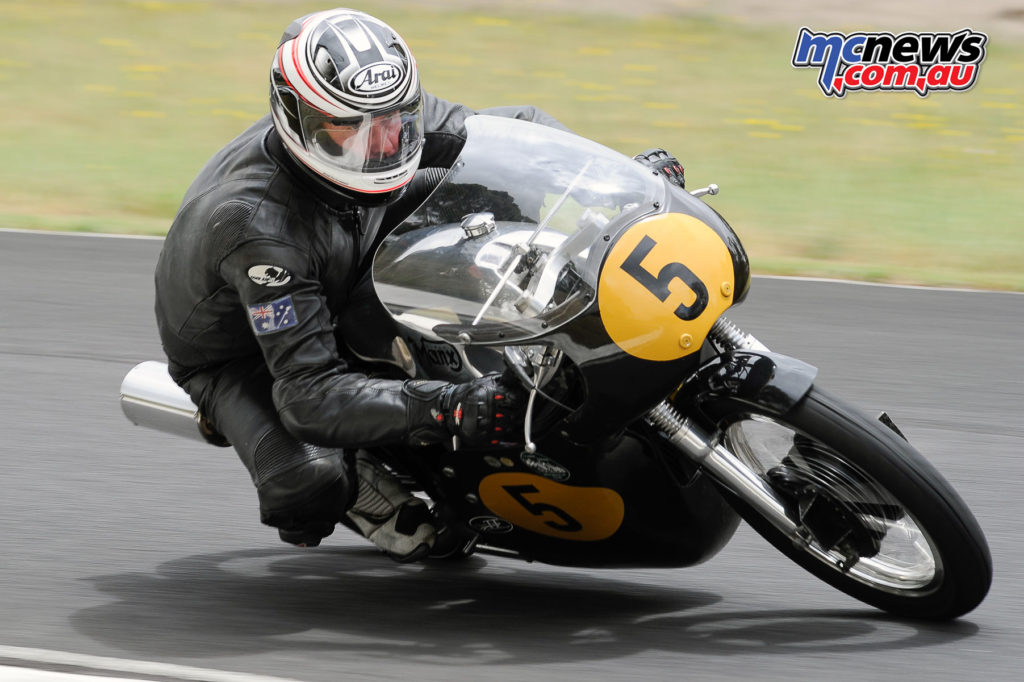 2016 South Australian Historic Road Racing Championship - Mac Park - Neil May, Molnar Manx