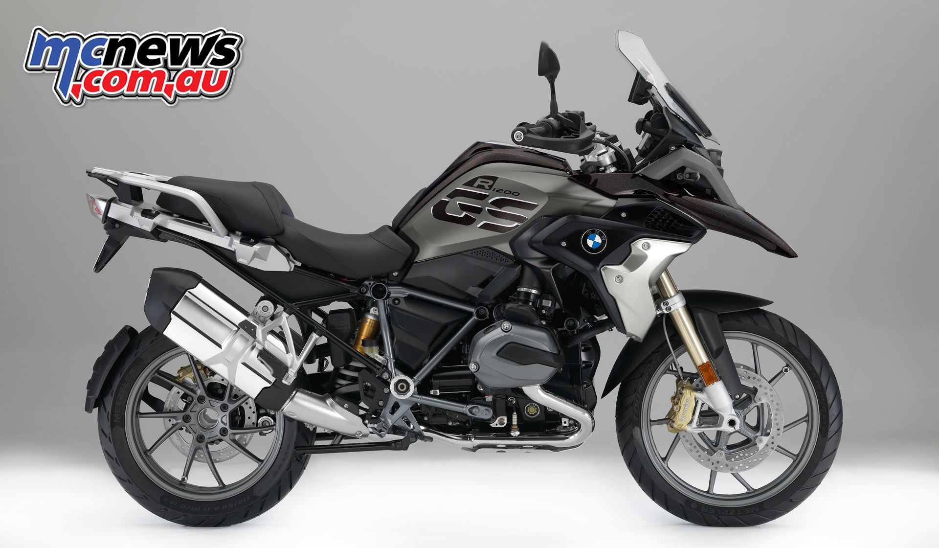 updated 2017 bmw r 1200 gs exclusive edition. Black Bedroom Furniture Sets. Home Design Ideas