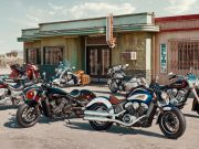 2017 Indian Motorcycle range